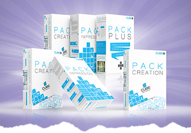 offre Packs Création